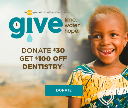 Donate $30, Get $100 Off Dentistry - Edgewater Modern Dentistry