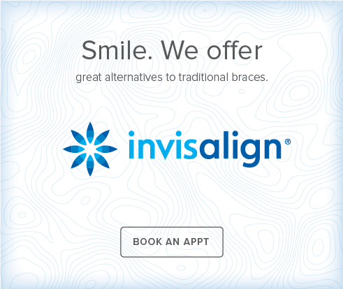 We offer Invisalign - Edgewater Modern Dentistry
