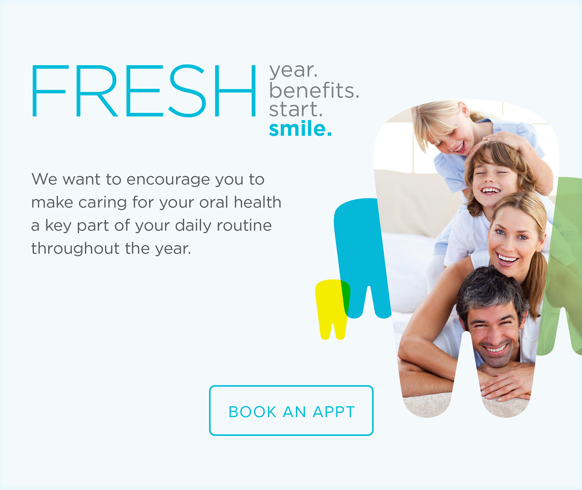 Edgewater Modern Dentistry - Make the Most of Your Benefits